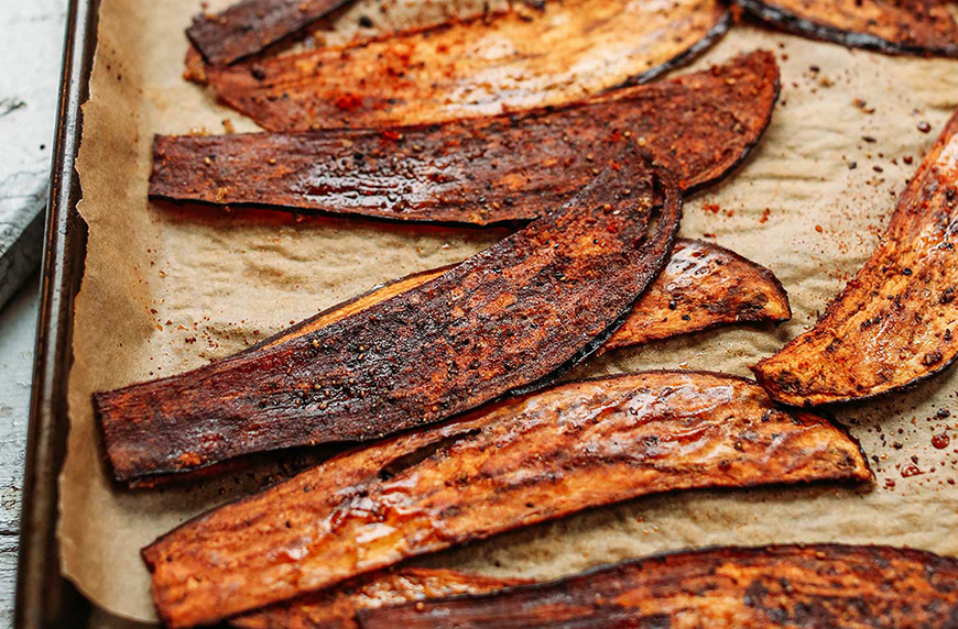 Vegan Bacon Recipe… It's Deceiving