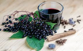 Stop The Flu In Its Tracks & 6 Health Benefits Of Elderberry Extracts