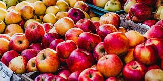 Are organic apples better for you?